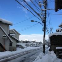制作時々雪かき