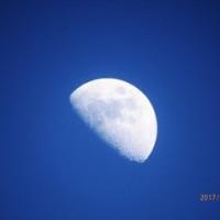 今月の月模様、光景