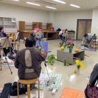 今日はバレンタインデー/絵画サークル雅会に参加/お陰様で1050日