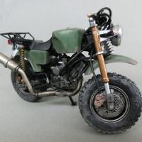 バーニィ用オリジナルバイク 其の二