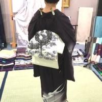 龍好きのアタシ。。。津田瑞穂先生の龍のキモノ