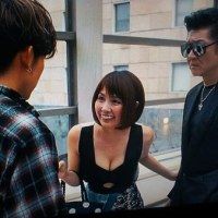 スクープ!三代目JSBリーダーNAOTO、岩田亜矢那の胸の谷間に目が釘づけ!
