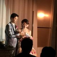 副長の結婚式