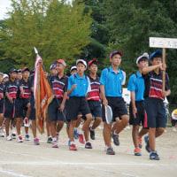 琉聖、中学校の体育大会♪♪