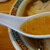 自家製麺つばくろさんの中華そば&餃子