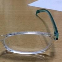 メガネは顔の一部です~♪