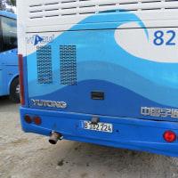 長距離バスの旅 第二弾
