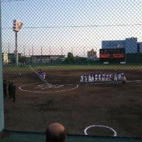 日本女子プロ野球を観戦する(1)