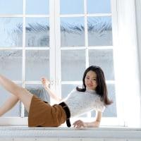 川崎美結さんを撮影させて頂きました。