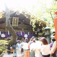 愛宕神社 千日詣り(ほうずき市)
