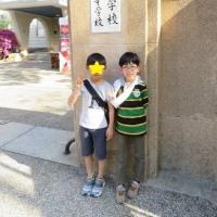 私立中学文化祭♪