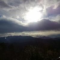 初めての一人で高尾山。