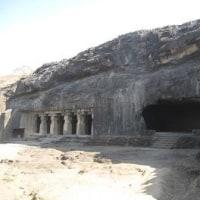 「悠久のインド9日間」№24 エローラ石窟群の様式