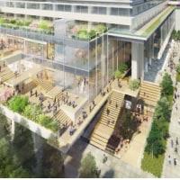 (仮称)八重洲二丁目中地区再開発地区の現在 2017年1月12日