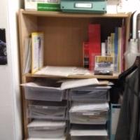 事務所のラック