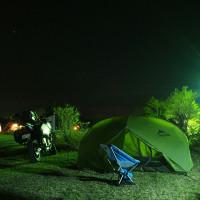 種山高原 星座の森でキャンプ