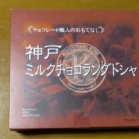 関西のお土産『神戸ミルクチョコラングドシャ』