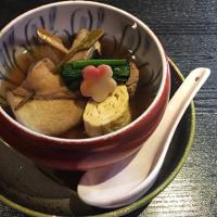 矢巾町特産物の創作プロジェクトやはばおでんを食べてきました。僅かながら被災地の食材も用いています。