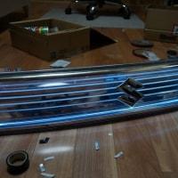 MH23Sスティングレーのグリルは均一発光の夢を見るのか?