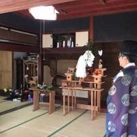 伝統構法の住まい改修、安全祈願祭〜熊本地震を乗り越えて〜