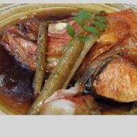 """和食居酒屋大すけで """"金目鯛の煮つけを食す"""""""