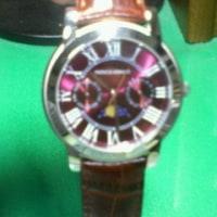 時計を買いました