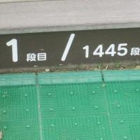 天空回廊1,445段を登る
