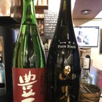 今回の日本酒