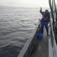 タイ・イサキ釣りに