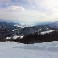 ゴルフとスキー。