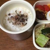 きょうのお弁当 2/20(17)