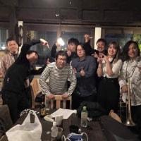 恒例、新春福岡セッション!