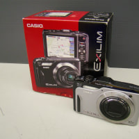カシオ デジカメ EX-H20G