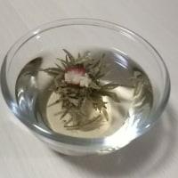 花の咲くお茶