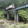 合歓(ねむ)と鉄橋