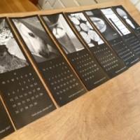 キトキさんのカレンダー入荷しました♪