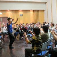 「杜の学級」(10月5日 橋本公民館)から届いた写真