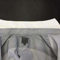 ワイシャツの襟が>_<