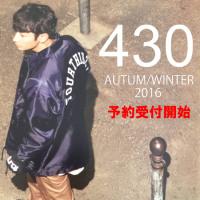 430秋冬新作展示会に行ってきました