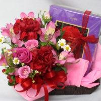 母の日は お花で感謝を伝えましょう♪