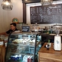 3日目-3 Cafe・王宮博物館