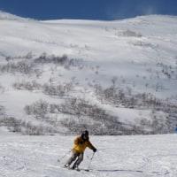 まだ不満なスキー場のコンディション