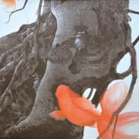 ●柏さん、二紀本展で入選!(週末に楽しむ絵画)【中之島】