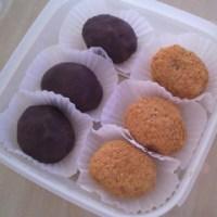 今日の和菓子