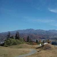 ☆冠雪の蔵王山