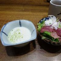 「利久」の牛たん、美味しかった!!