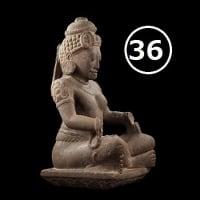 九州国博『~仏の国の輝き~タイ特別展』:その3