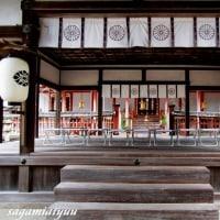東大寺の守護神であった「手向山八幡宮」