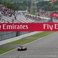 F1日本グランプリ 1日目