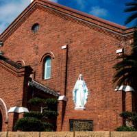 2016 黒崎教会 (そそり立つ崖に海が迫る沈黙の地は美しかった) 《長崎市黒崎》